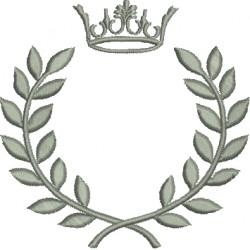 Coroa com Louros
