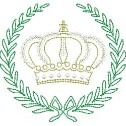 Coroa com Louros 03