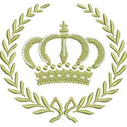 Coroa com Louros 04