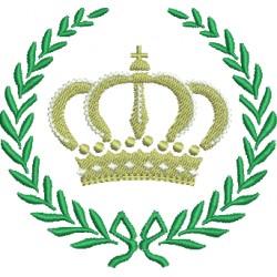 Coroa com Louros 05