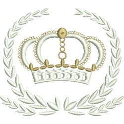 Coroa com Louros 06