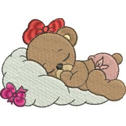 Ursinho Dormindo 03