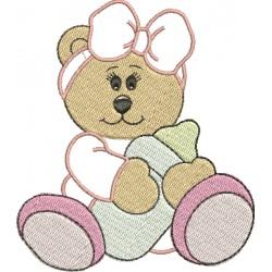 Ursinho com Travesseiro 02