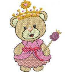 Ursinha Princesa 02