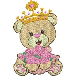 Ursinha Princesa 03