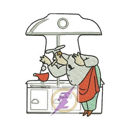 Chefe de Cozinha 01