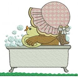 Boneca no Banho 02
