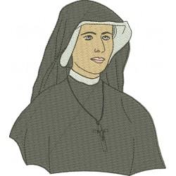 Santa Faustina 01 - Três Tamanhos