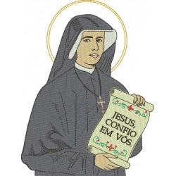 Santa Faustina 02 - Três Tamanhos