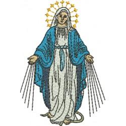 Nossa Senhora das Graças 02 - Três Tamanhos