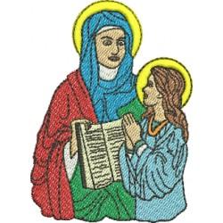 Nossa Senhora de Santana - Três Tamanhos