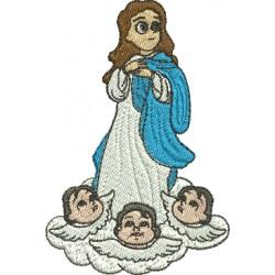 Nossa Senhora Imaculada Conceição - Três Tamanhos