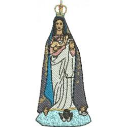 Nossa Senhora da Abadia - Três Tamanhos