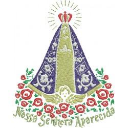 Nossa Senhora Aparecida 02 - Três Tamanhos