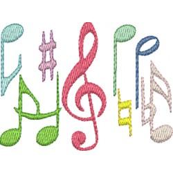 Notas Musicais 02