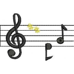 Notas Musicais 04