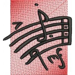 Notas Musicais 06
