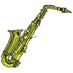 Saxofone 02