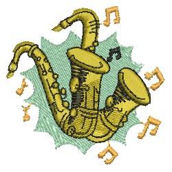Saxofone 04