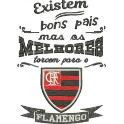 Dia dos Pais - Flamengo