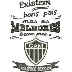 Dia dos Pais - Atlético Mineiro