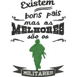 Dia dos Pais - Militares