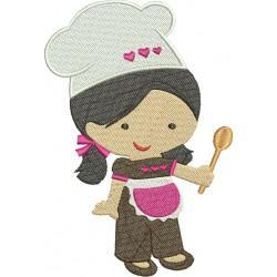 Cozinheira 05 - Grande