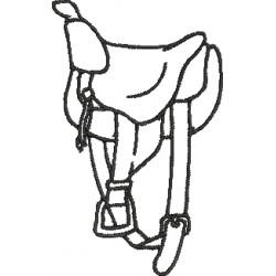 Sela de Cavalo