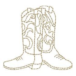 Botas de Cowboy 07