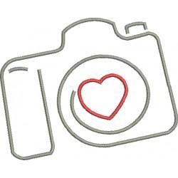 Máquina Fotográfica 02