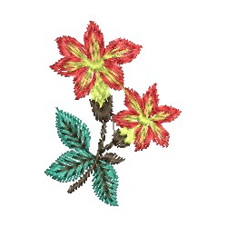 Flor 413