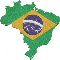 Bandeira Mapa