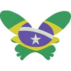 Borboleta Brasil