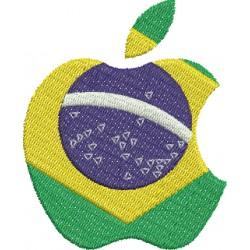 Bandeira Maça - Pequeno