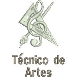 Técnico de Artes 01