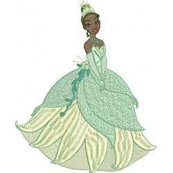 Princesa Tiana 01
