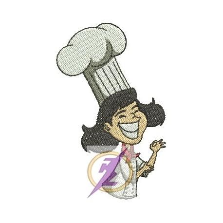 Cozinheira 03