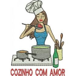 Cozinheira 01
