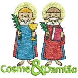 Cosme e Damião 02 - Pequeno
