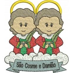 Cosme e Damião 04 - Pequeno