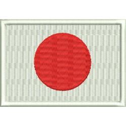 Bandeira do Japão - 04 Tamanhos