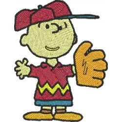 Charlie Brown Jogador 02