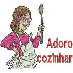 Cozinheira 04