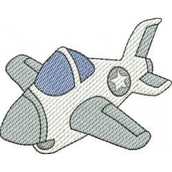 Aviãozinho - Fralda