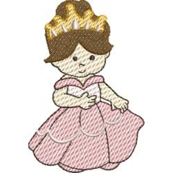 Princesa - Fralda