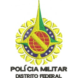 Bandeira de Brasília - MDE