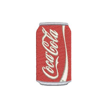 Lata de Coca-Cola 01