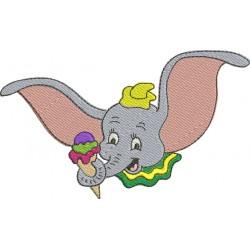Dumbo 08 - Três Tamanhos