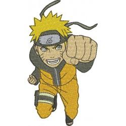Naruto 03 - Três Tamanhos