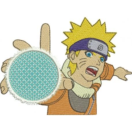 Naruto 06 - Três Tamanhos
